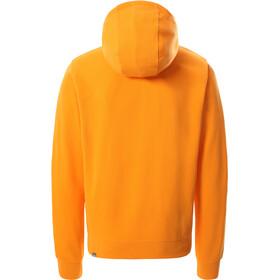 The North Face Light Drew Peak Felpa Uomo, light exuberance orange